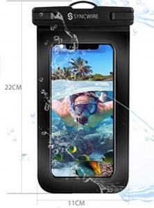 Syncwire Custodia Impermeabile Smartphone