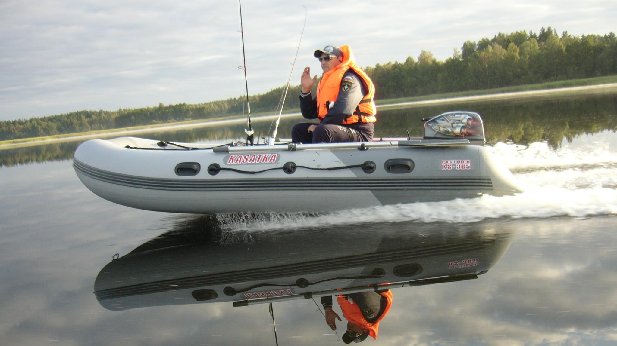 Come scegliere una barca in PVC