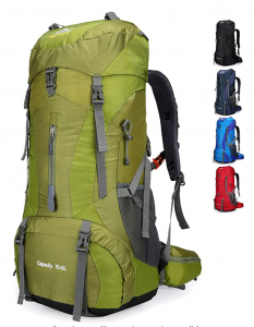 Doshwin – Zaino da campeggio ed escursionismo